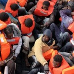 MALTA-ITALY-LIBYA-IMMIGRATION-RESCUE