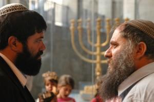 Cerimonia ebraica in cui si da ai bambini il primo capitolòo del Talmud.