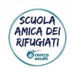 Scuola amica dei rifugiati_logo