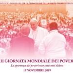 Giornata mondiale dei poveri 2019