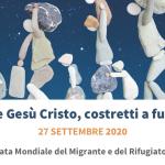 giornata del migrante e del rifugiato chiesa 2020
