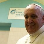 Visita del Santo Padre Francesco al Centro Astalli